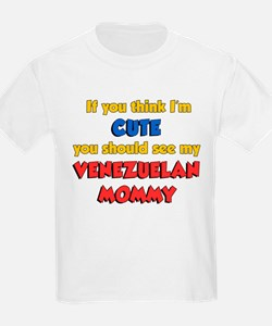 Cute Venezuelan Mommy T-Shirt