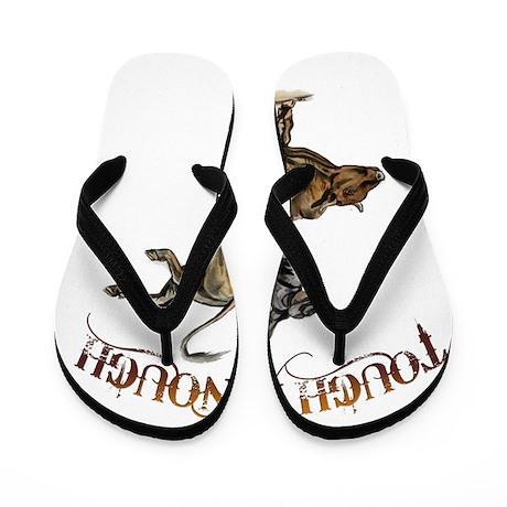 Tough enough Flip Flops