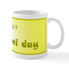 Mug: Macaroni day