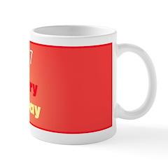 Mug: Strawberry Sundae Day