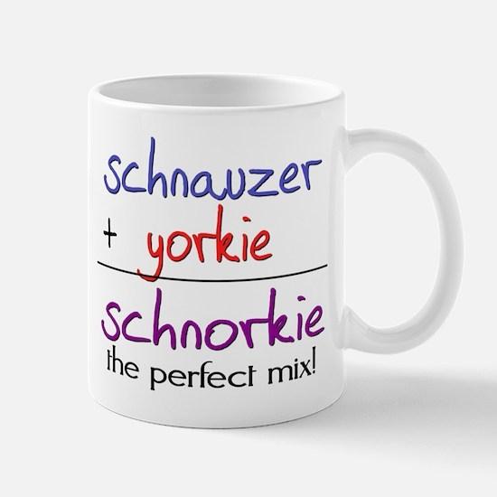 Schnorkie PERFECT MIX Mug