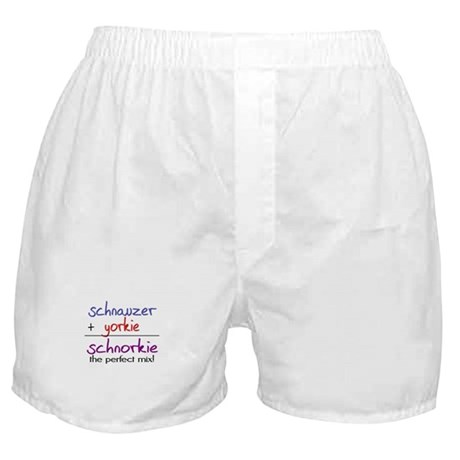 Schnorkie PERFECT MIX Boxer Shorts
