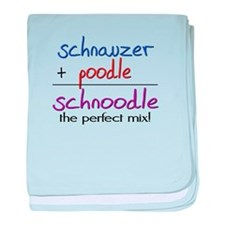 Schnoodle PERFECT MIX baby blanket