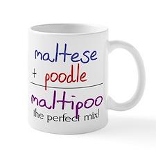 Maltipoo PERFECT MIX Mug