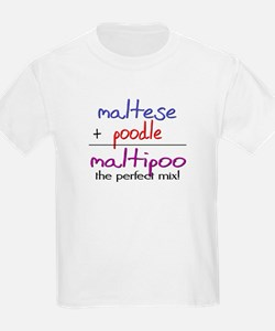 Maltipoo PERFECT MIX T-Shirt