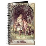 Vogel's Snow White & Rose Red Journal