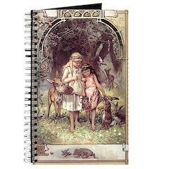 Vogel's Snow White & Rose Red Journal