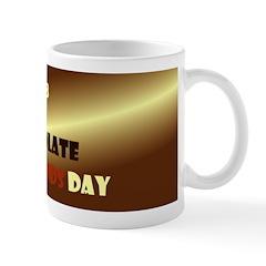 Mug: Milk Chocolate with Almonds Day