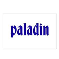 Paladin Postcards (Package of 8)