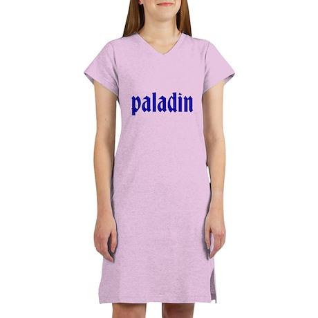 Paladin Women's Nightshirt