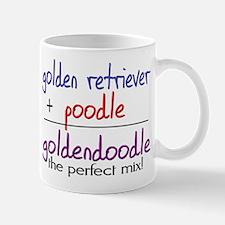 Goldendoodle PERFECT MIX Mug