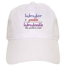 Labradoodle PERFECT MIX Baseball Cap