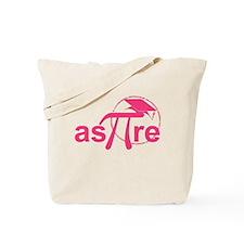 Aspire Pink Tote Bag