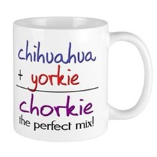 Chorkie PERFECT MIX Mug