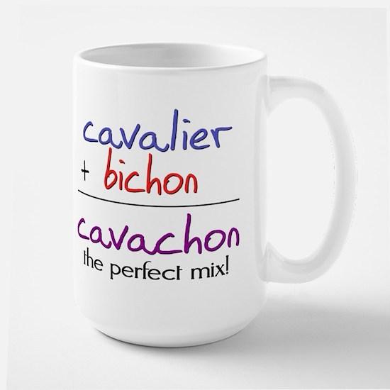 Cavachon PERFECT MIX Large Mug