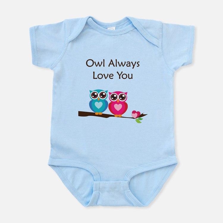 Owl Always Love You Onesie