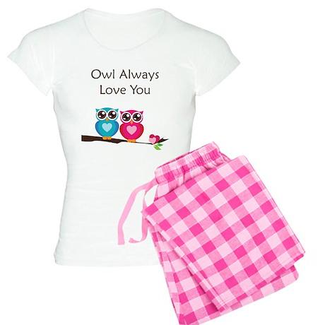 Owl Always Love You Women's Light Pajamas