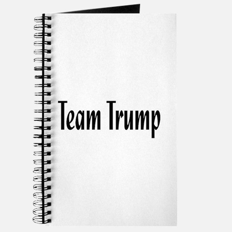 Team Trump Journal