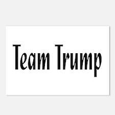 Team Trump Postcards (Package of 8)