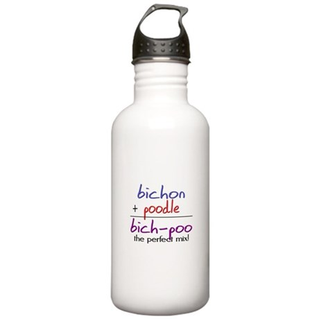 Bich-Poo PERFECT MIX Stainless Water Bottle 1.0L