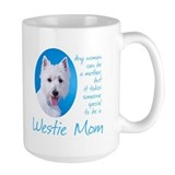 West highland terrier Large Mugs (15 oz)