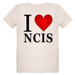 I Love NCIS T-Shirt