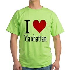 I Love Manhattan T-Shirt