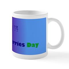 Mug: Pick Blueberries Day