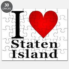 I Love Staten Island Puzzle