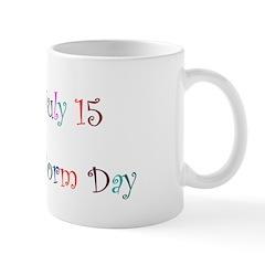 Mug: Gummi Worm Day