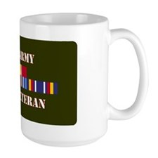 Army Iraq Vet 5 Star Mug