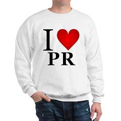 I Love Puerto Rico Sweatshirt