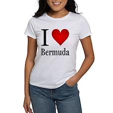I Love Bermuda Tee