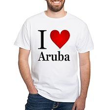 I Love Aruba Shirt