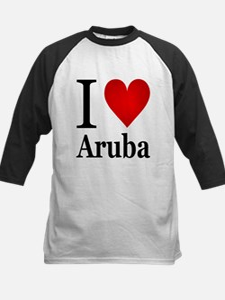 I Love Aruba Tee