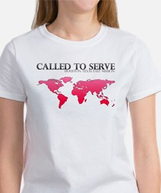 Called to Serve Pink Houston Texas East (Women's)