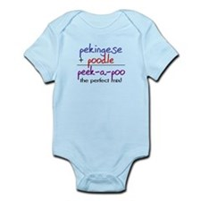 Peek-A-Poo PERFECT MIX Infant Bodysuit