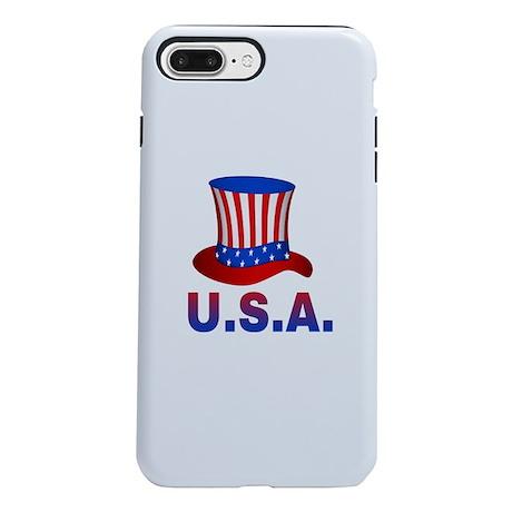 U.S.A. iPhone 7 Plus Tough Case