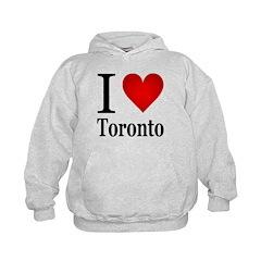 I Love Toronto Hoodie