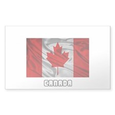Flag of Canada Decal