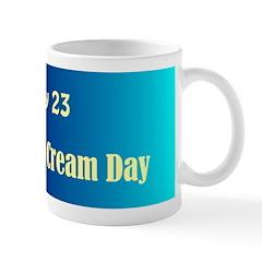 Mug: Vanilla Ice Cream Day