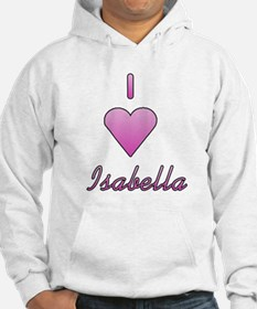 I heart Isabella Hoodie