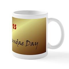 Mug: Hot Fudge Sundae Day