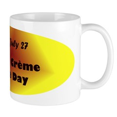 Mug: Creme Brulee Day