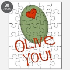 Olive You! Puzzle