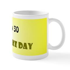 Mug: Cheesecake Day