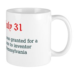 Mug: First US patent was granted for a potash maki