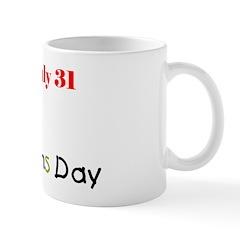Mug: Jump for Jelly Beans Day