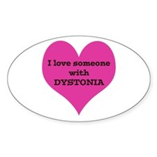 Unique Dystonia Decal