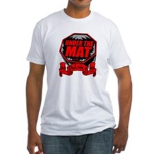 Under the Mat with Paloma Fitted T-Shirt